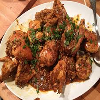 Thumb chicken vindaloo