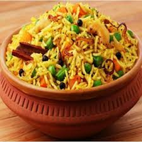 Thumb vegetable biryani