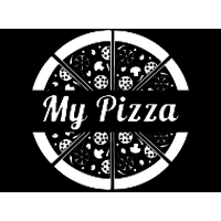 Thumb my pizza logo blk